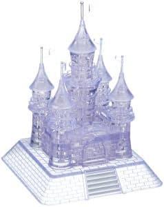 Crystal Puzzle Bauwerk Schloss